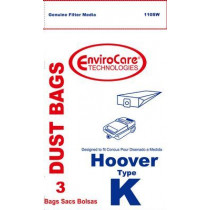 Hoover Type K Replacement Bags