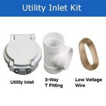 Central Vacuum Utility Kit