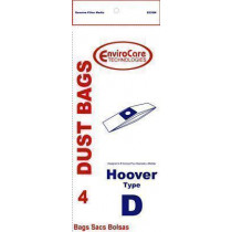 Hoover Type D Replacement Bags 823SW