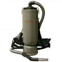 Dust Care Super 120 Aluminum Backpack Vacuum