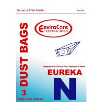 Eureka Type N Replacement Micro-Lined Bags