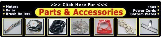 Parts & Accessories for Sanitaire Commercial Vacuums