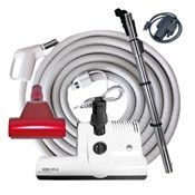 Shop central vacuum combo kits